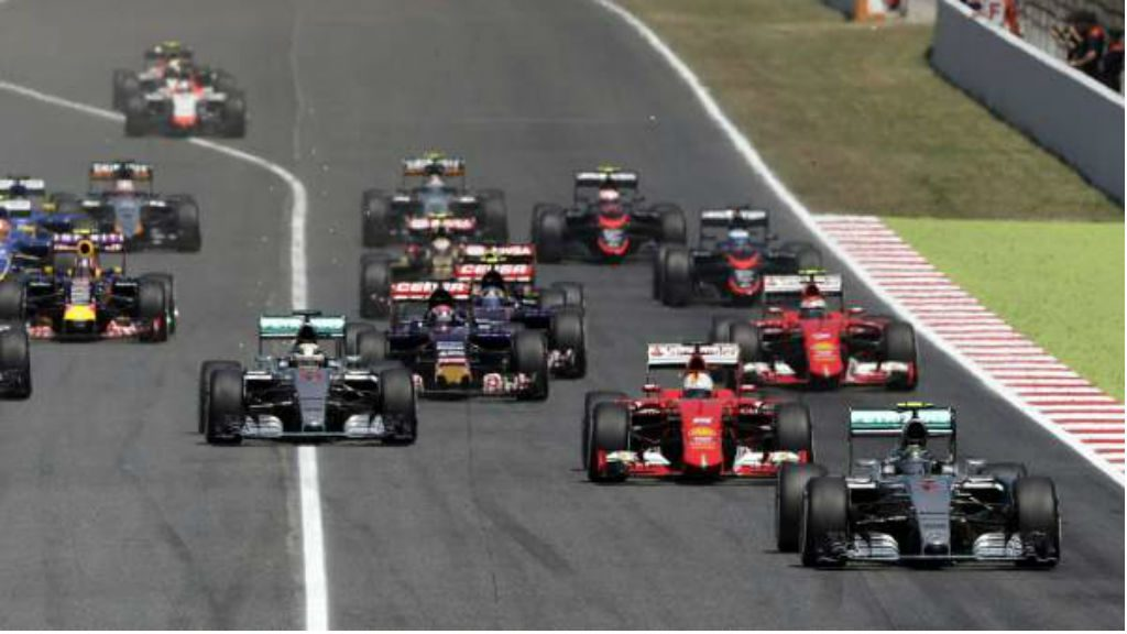 Gran Premi Espanya formula 1