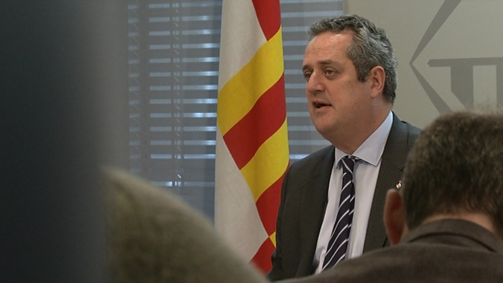 Joaquim Forn Ajuntament