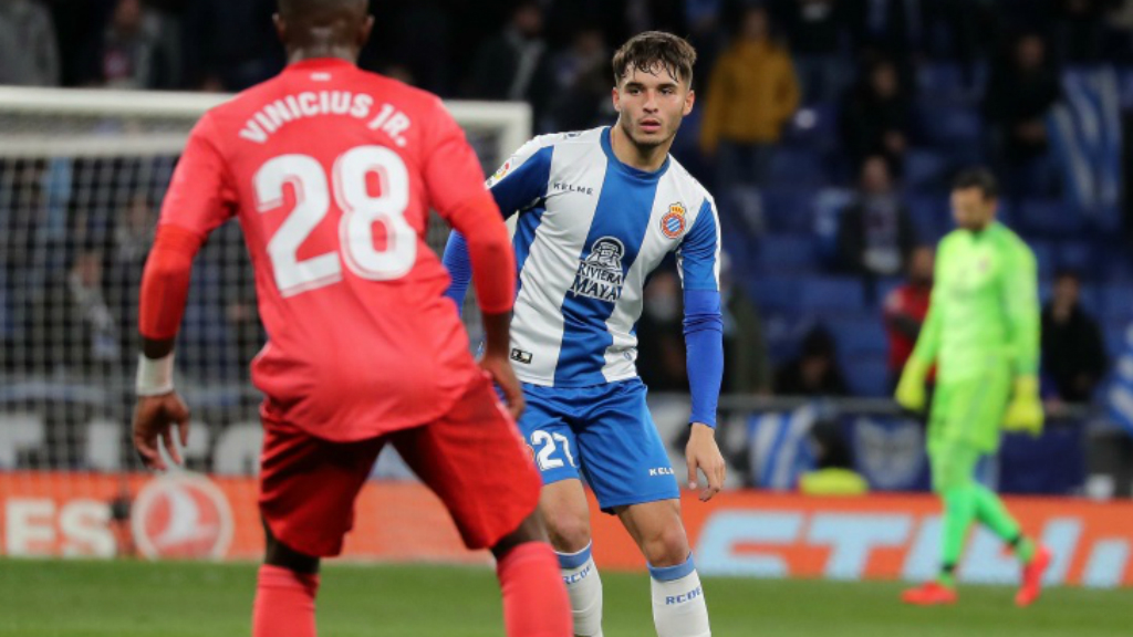 Lluis López, jugador RCD Espanyol