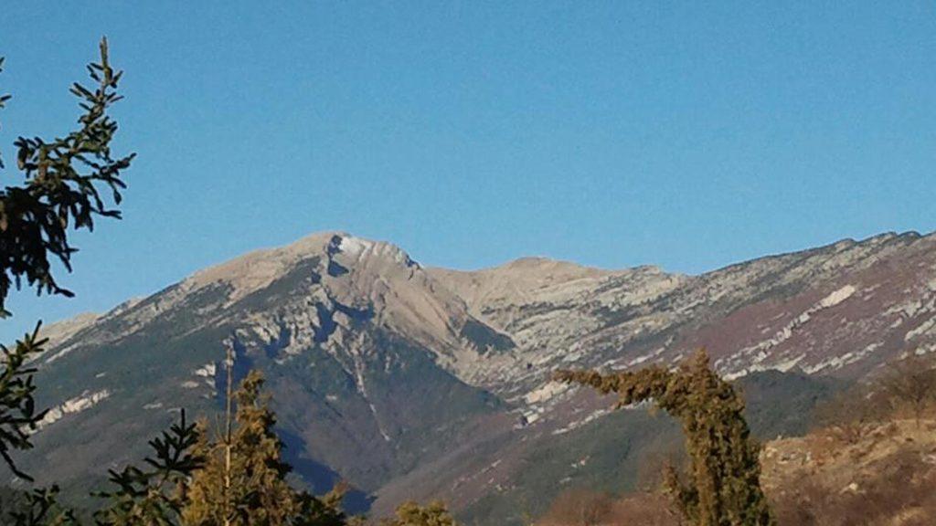 Imatge Serra del Cadí