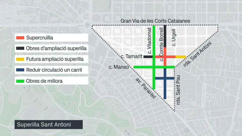 Mapa Superill Sant Antoni