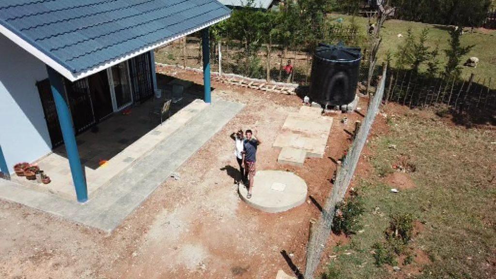 Marc Roig casa a Kenia