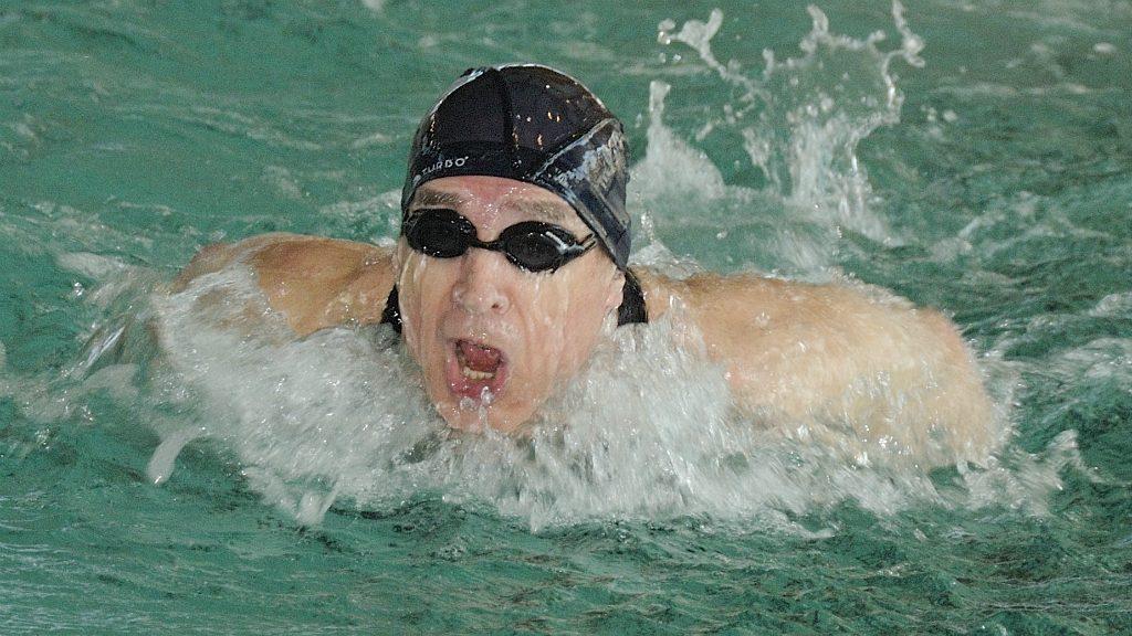 Josep Claret, nedador màster