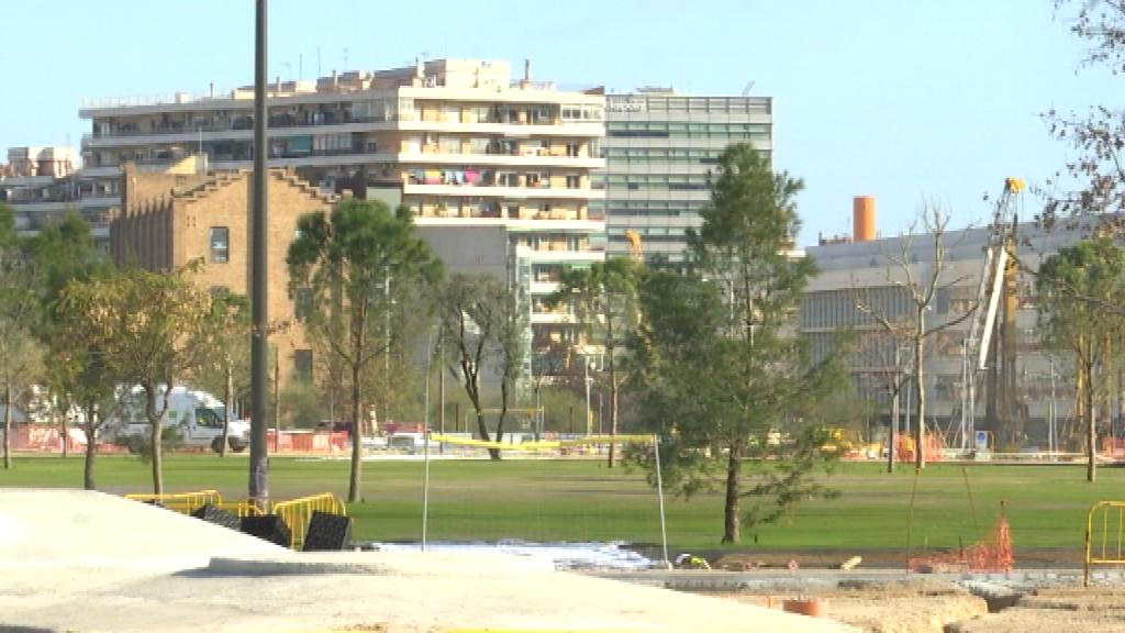 parc Glòries