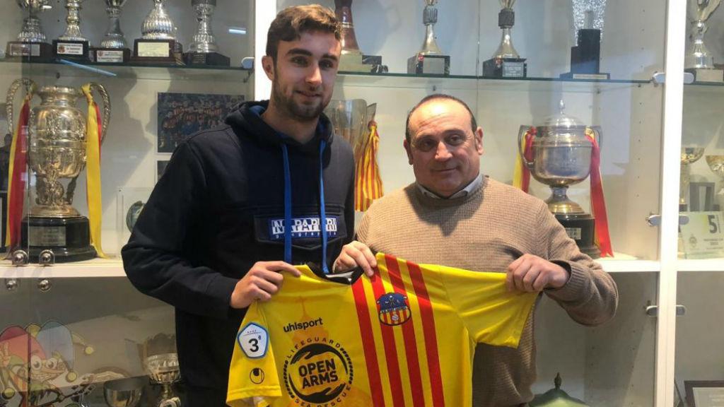 El Sant Andreu fitxa Sergi Garcia