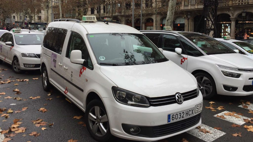Taxis del Vallès