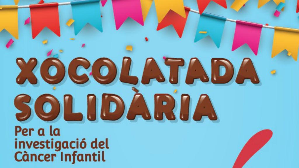 xocolatada solidària cancer infantil