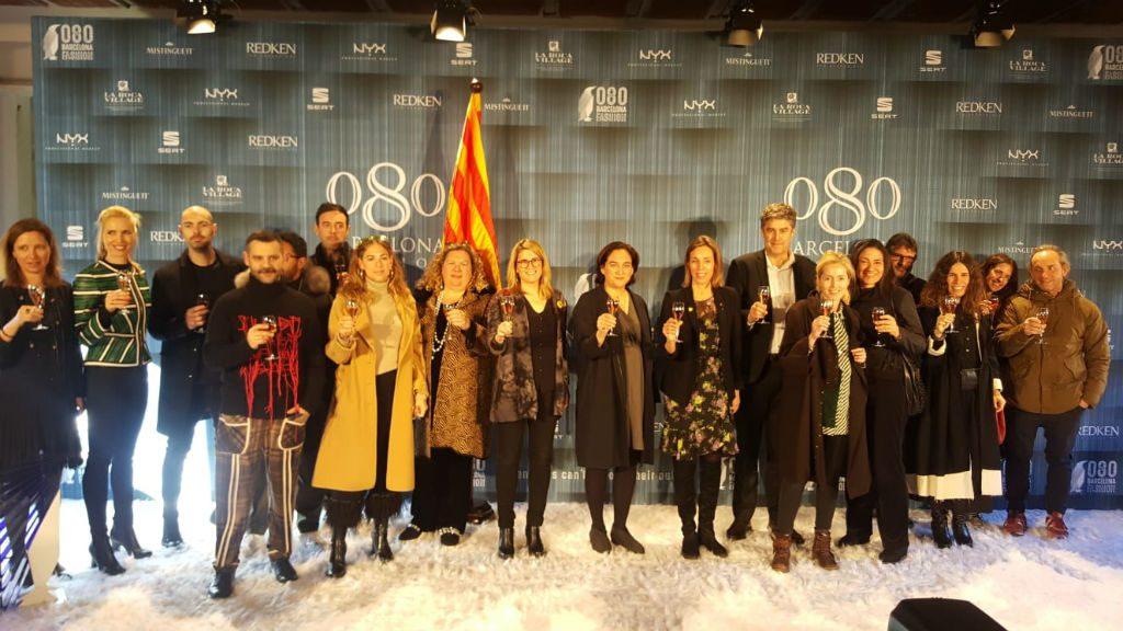 080 Barcelona Fashion Colau