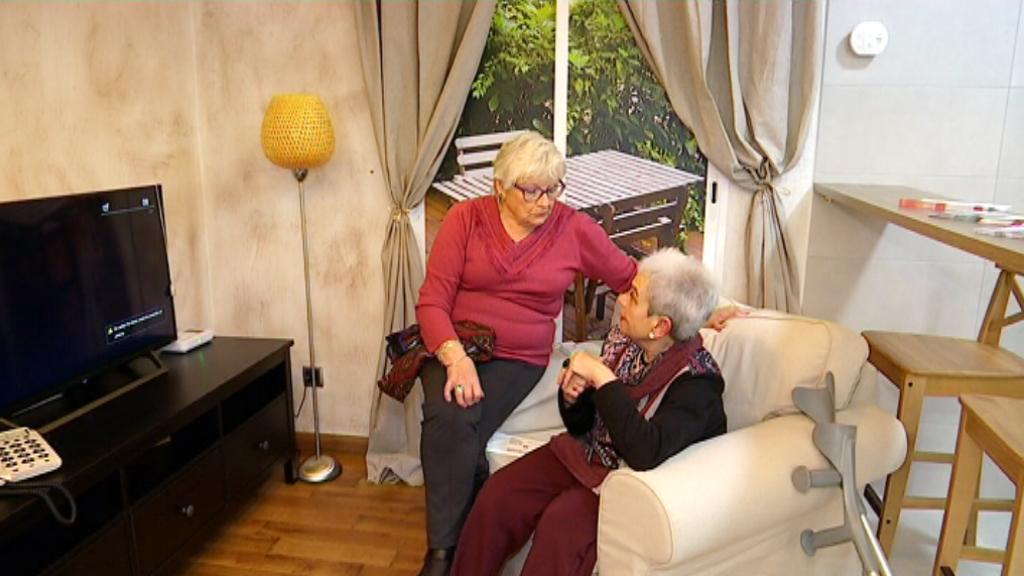 Servei Teleassistència per a gent gran