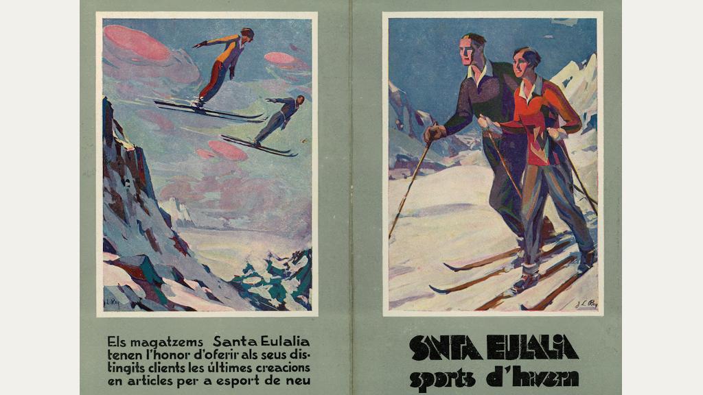 Anunci Magatzem Santa Eulalia roba hivern