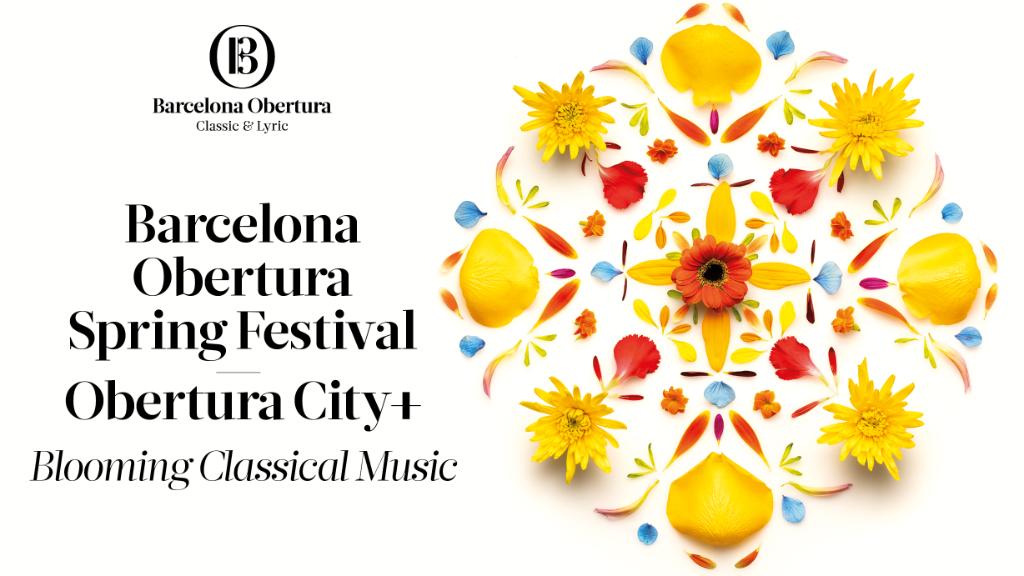 cartell del Barcelona Obertura Spring Festival