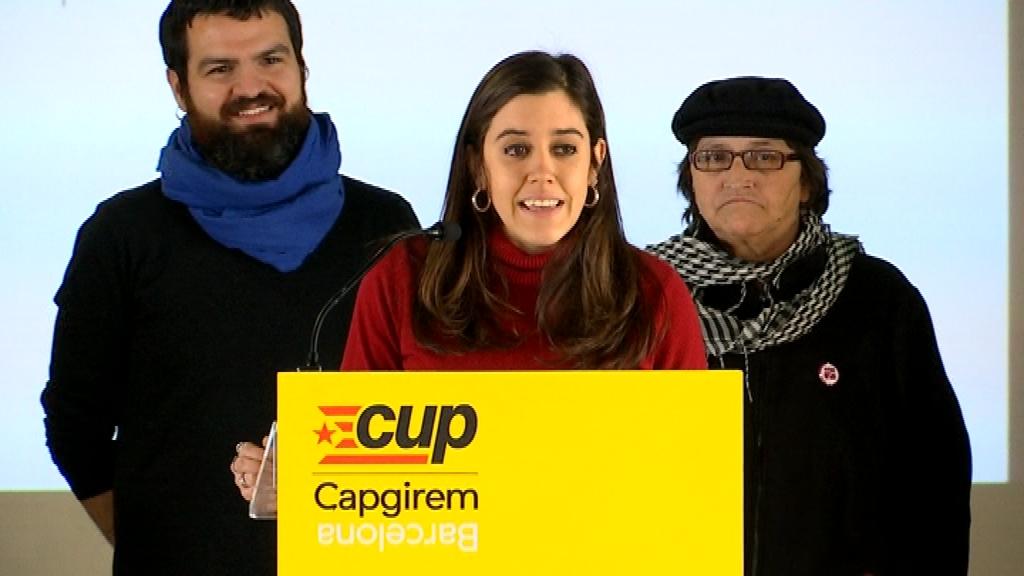 Anna Saliente CUP