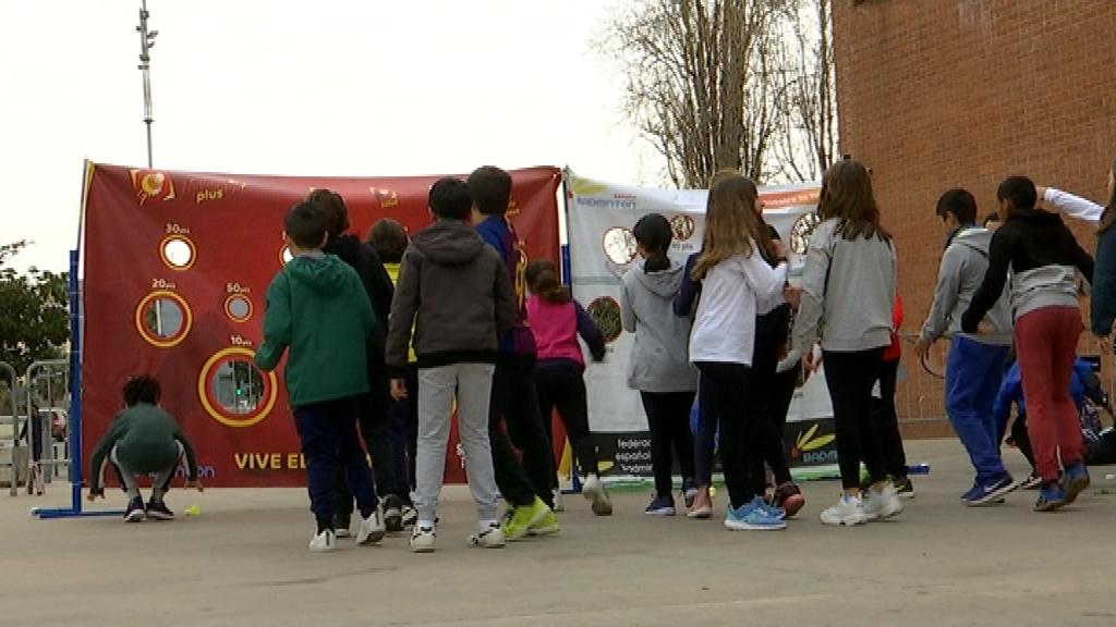 Nens al Barcelona Bàdmiton Spain Masters