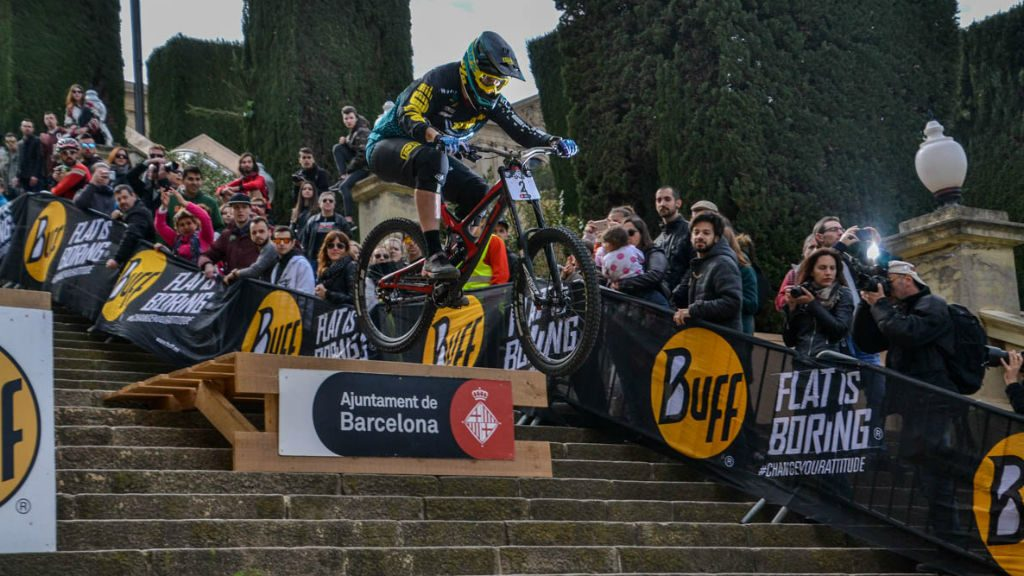 Eliminator barcelona down urban