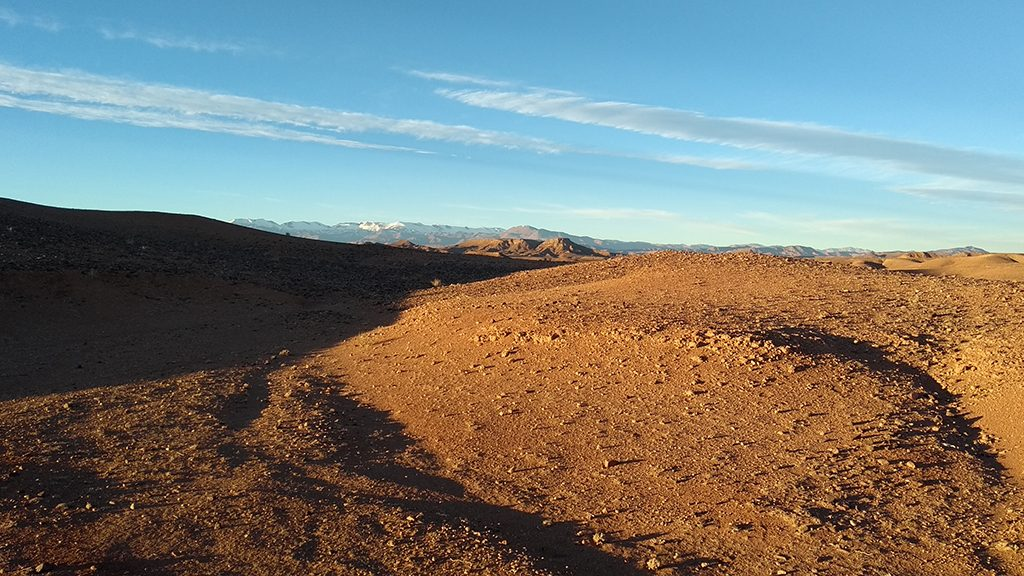 imatge del desert