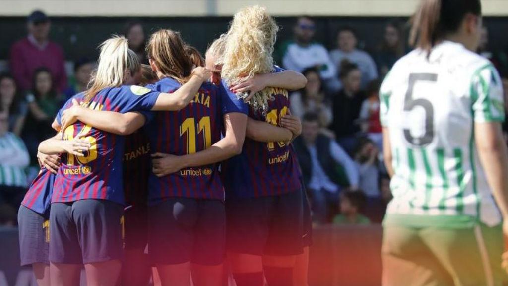 FC Barcelona femení