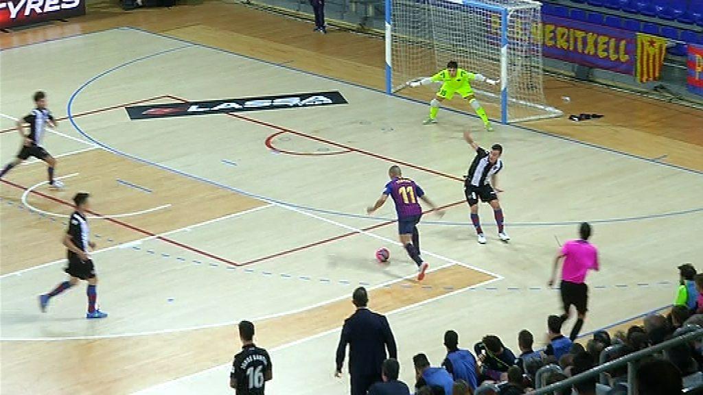 Ferrao, FC Barcelona futbol sala
