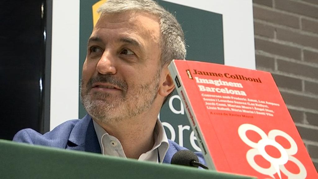 El president del Grup Municipal del PSC Jaume Collboni