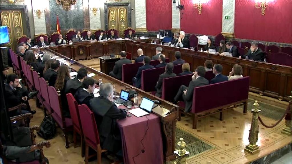 Judici del procés al Tribunal Suprem