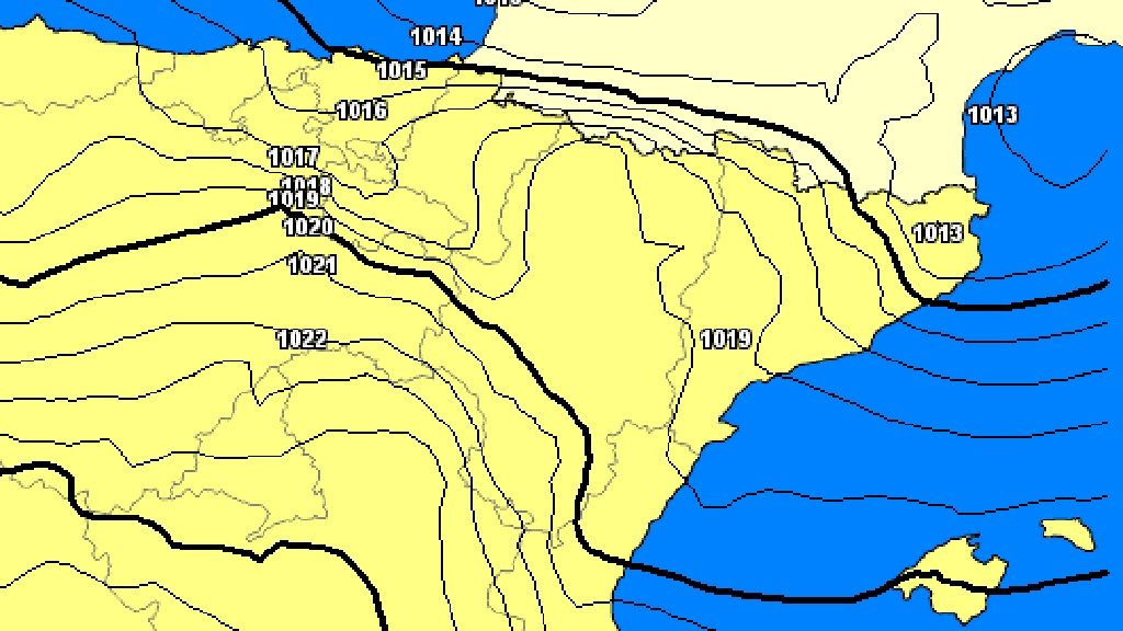 mapa isobàric