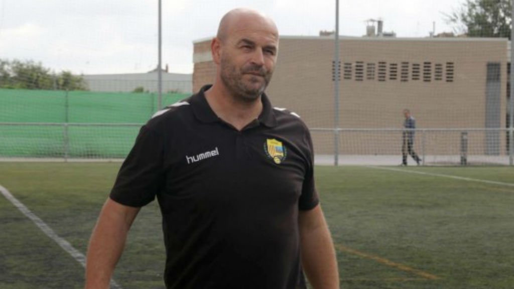 Salvador Jaspe, nou entrenador RCD Espanyol femení