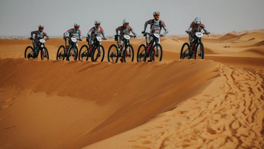 Titan Desert duna