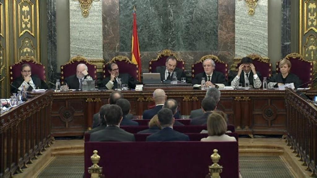 Tribunal del judici del procés