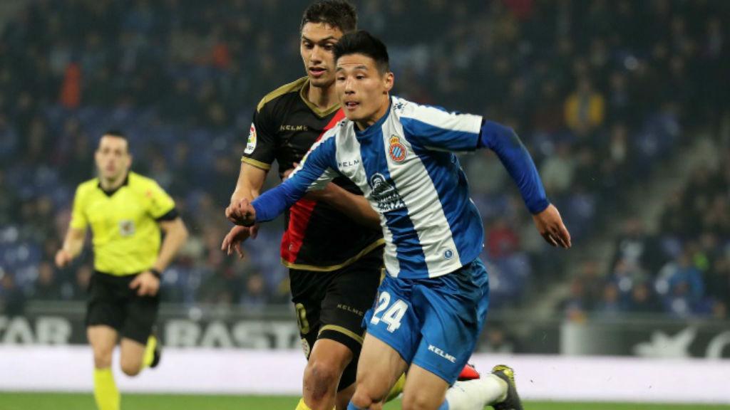 Wu Lei escollit millor futbolista xinès