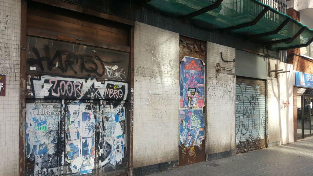 Edifici fons voltor carrer Aragó