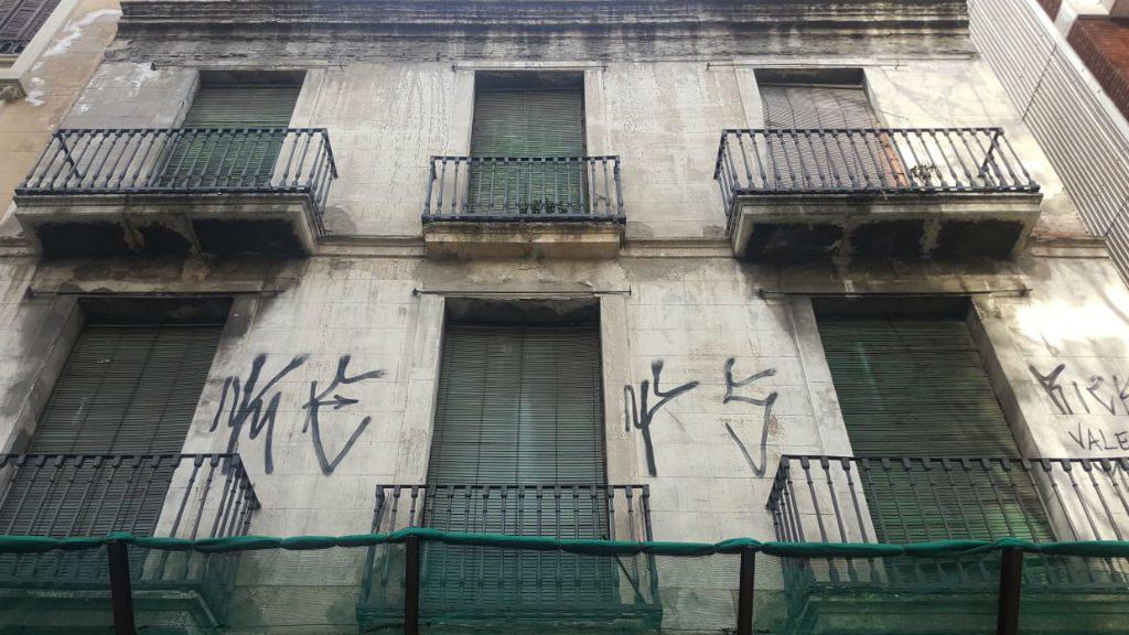 Finca fons voltor carrer Aragó