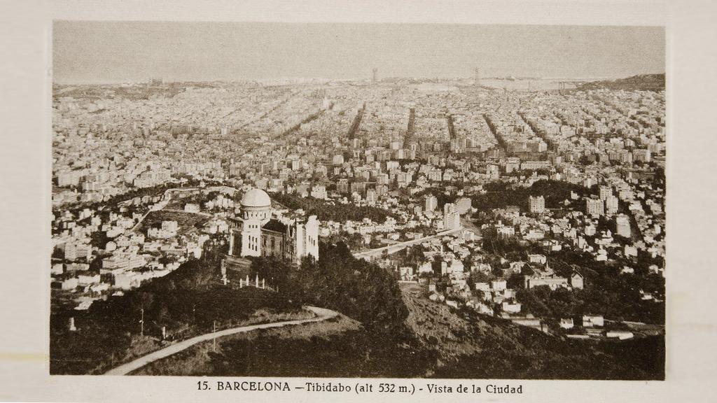 postals antigues barcelona