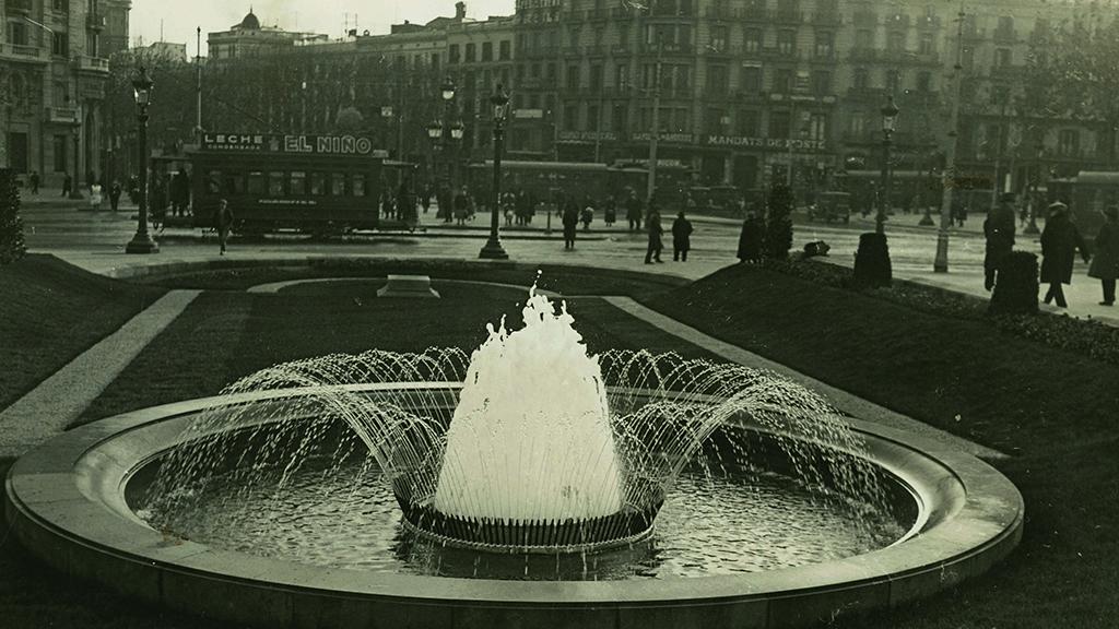 llocs turistics barcelona 1930