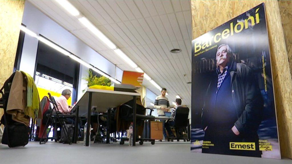 Seu electoral ERC 2019