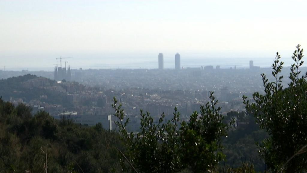 contaminació Barcelona
