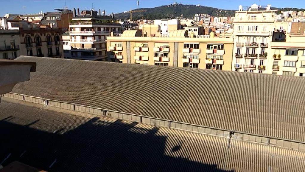 amiant teulada abaceria