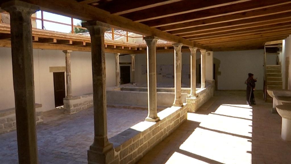 claustre gats monestir Pedralbes