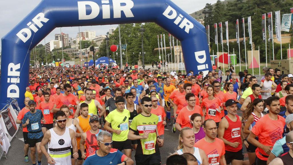 Cursa Diagonal DiR Guàrdia Urbana 2018