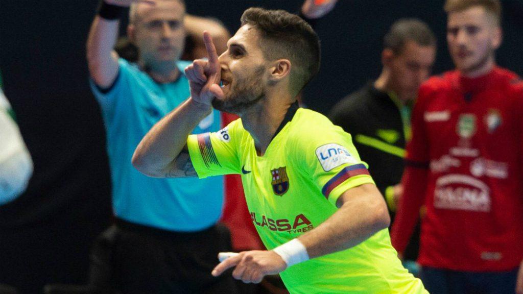 FC Barcelona - Osasuna Magna (3-1)