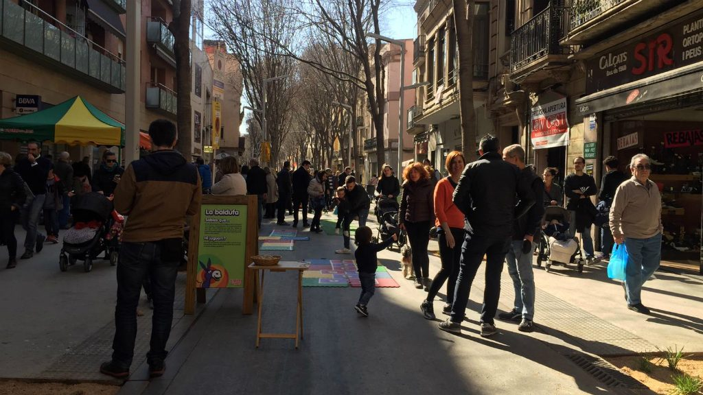 Carrer Gran de Sant Andreu