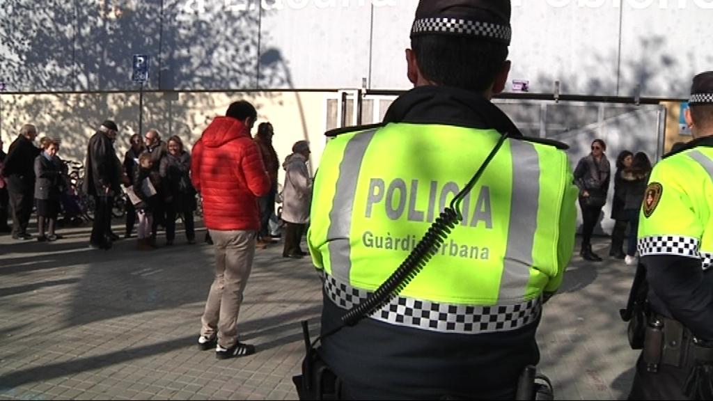 agents de la guàrdia urbana