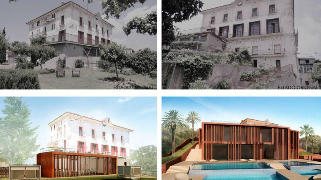 Hotel de luxe Vallvidrera