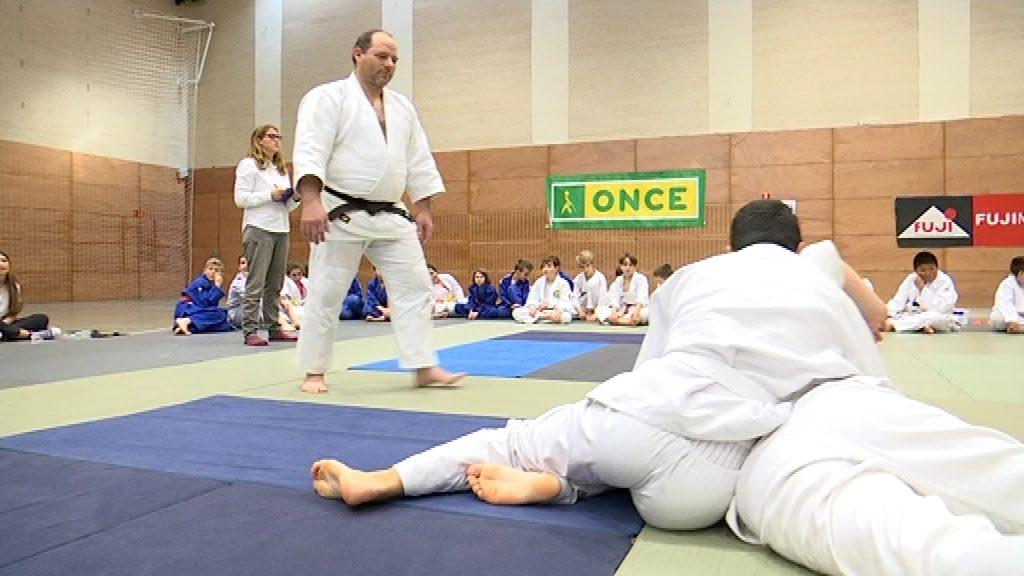Lliga Judoka a l'ONCE