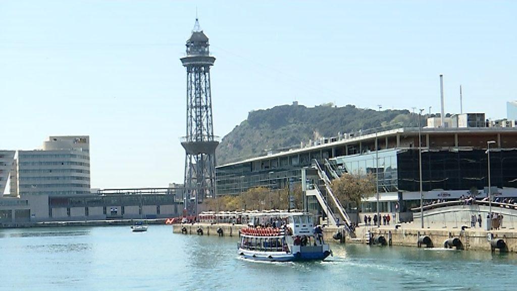 Golondrina a Port