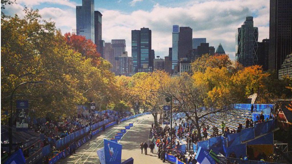 Arribada marató de Nova York