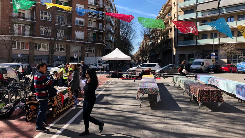 Mercat de Pagès a Barcelona