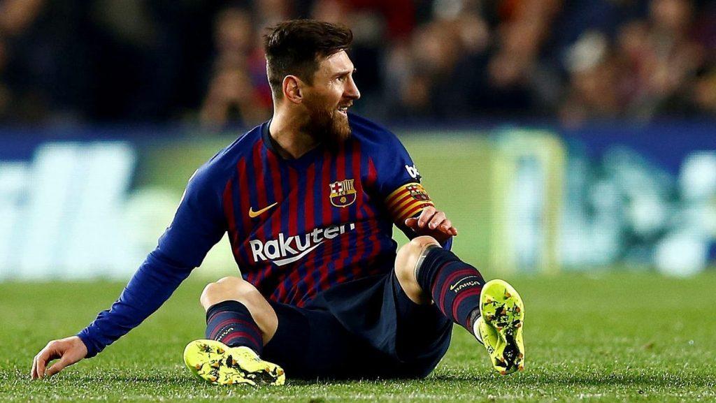 dosificar a Messi?