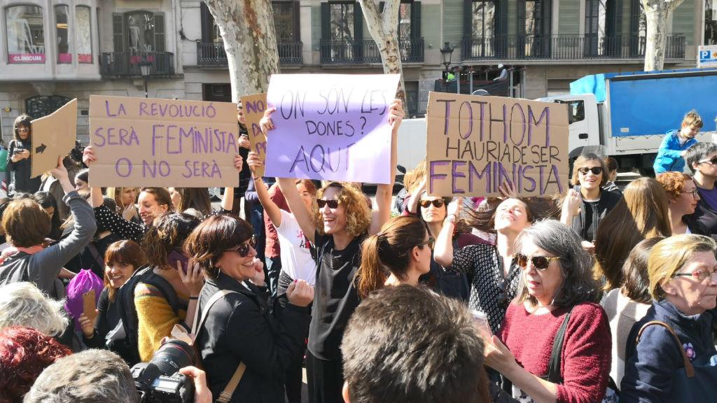 periodistes dia de la Dona