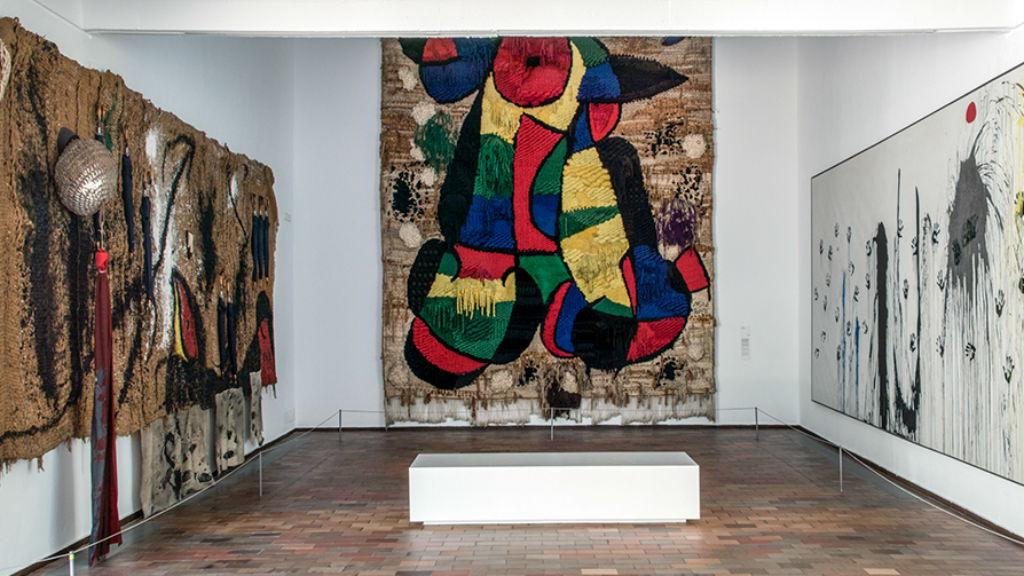 Tapís Joan Miró