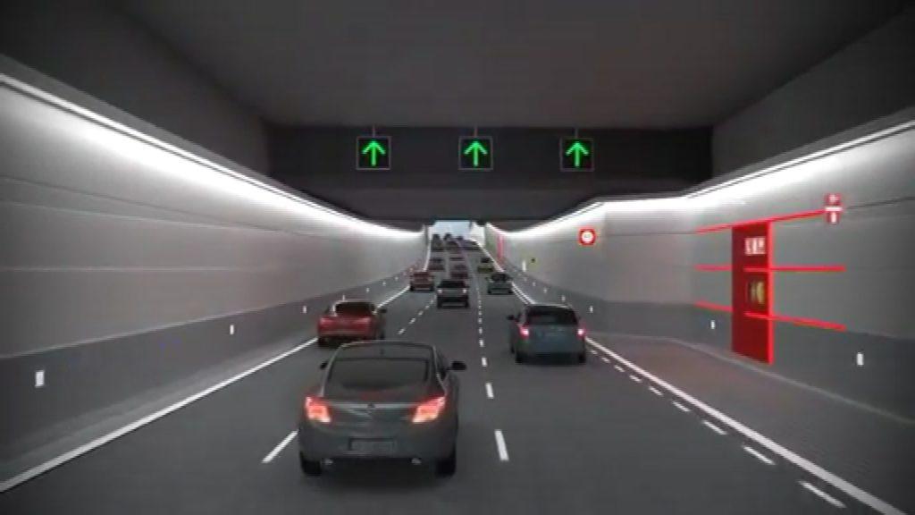 tunel Glòries