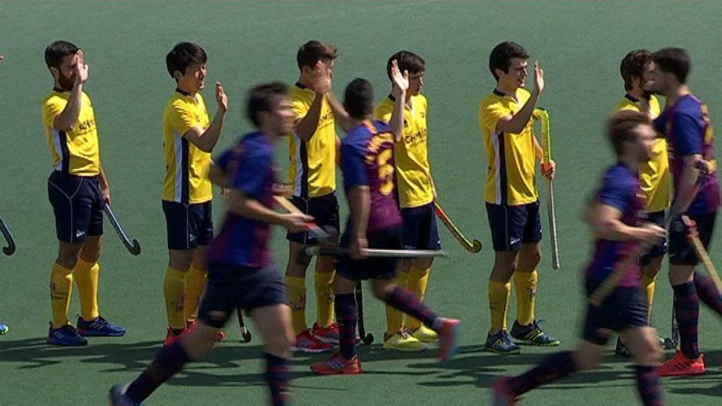 FC Barcelona - Jolaseta (hoquei herba)